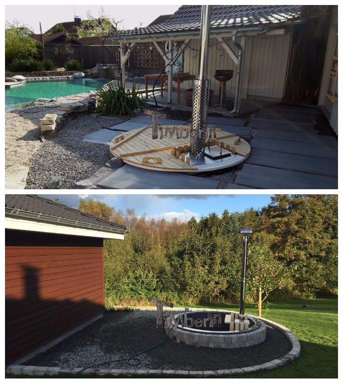 Exemples D'installation De Hot Tub Modèle De Terrasse TimberIN (3)