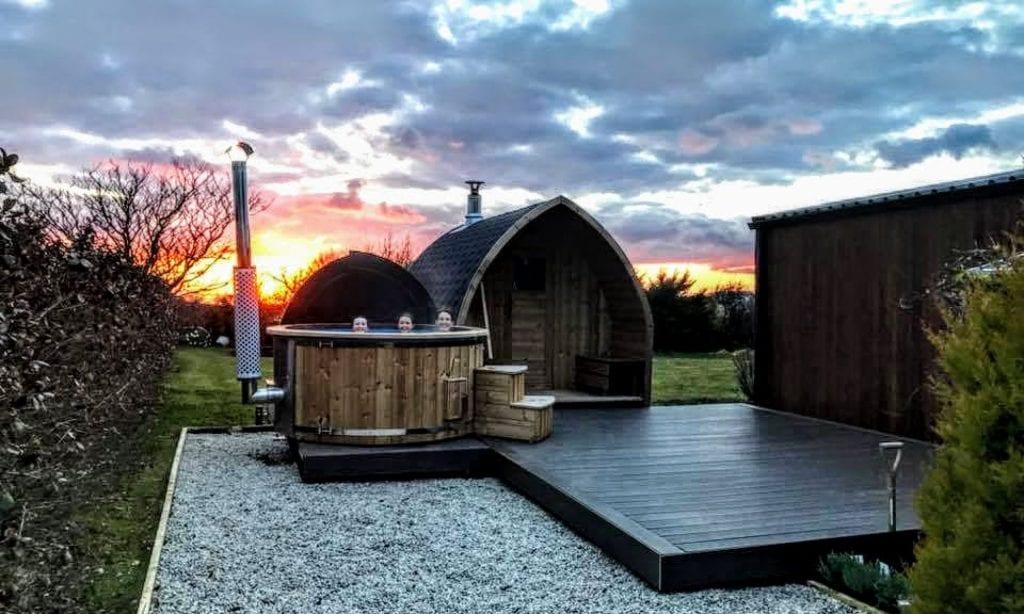 Bains Nordiques / Saunas extérieurs / Avis /  TimberIN