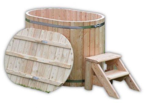 Spa en bois pour 2 places personnes