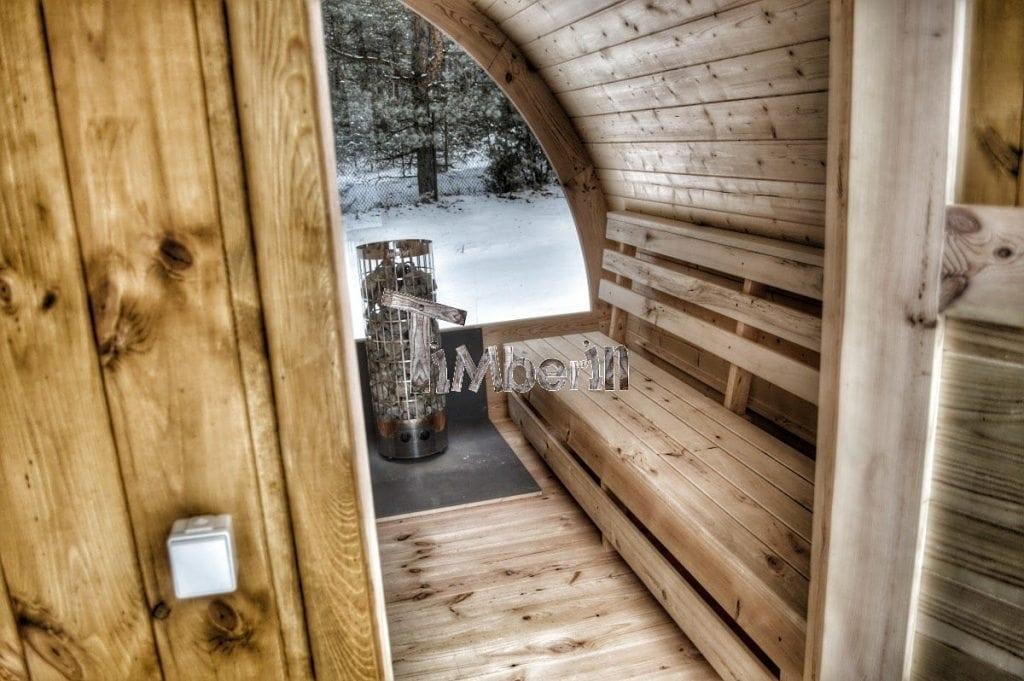 Sauna Vapeur D  Ext Rieur Karibu Saunahaus  Boi Achat Vente Kit