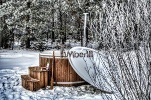 trendy bain nordique norvegien vou jacuzzi with bain. Black Bedroom Furniture Sets. Home Design Ideas