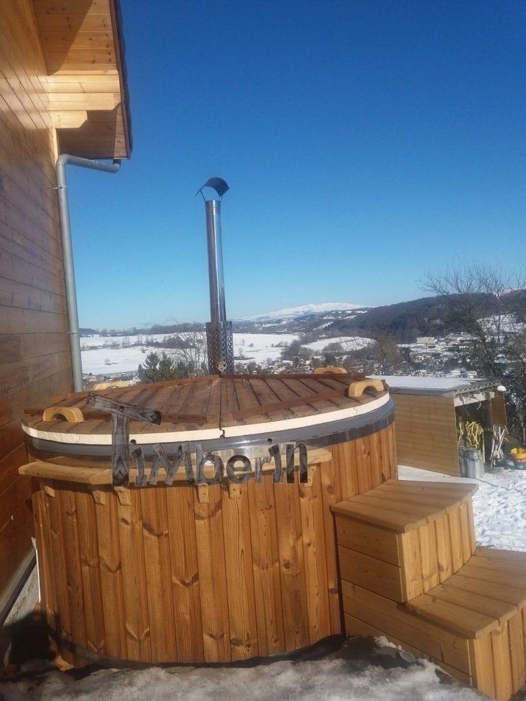 bain norvegien en fibre de verre thermo bois royal bernadette riom es montagnes france 1