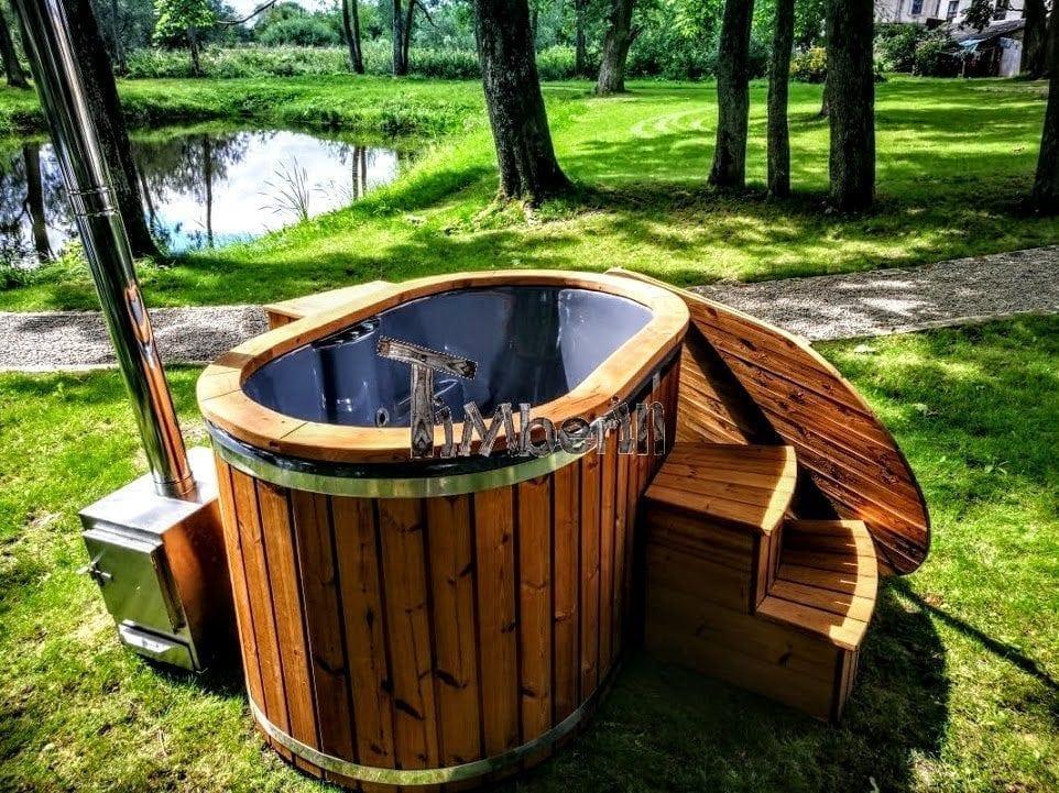bains nordiques en bois jacuzzi ext rieur spa pour la jardin. Black Bedroom Furniture Sets. Home Design Ideas