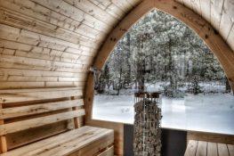 Sauna Extérieur à Vendre Achat