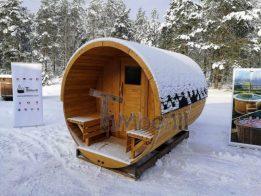 Sauna Extérieur Finlandais