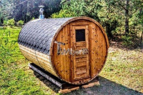 Sauna Exterieur Finlandais Bois