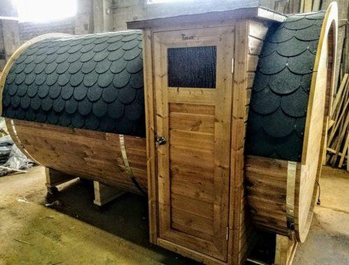 Le Sauna Barrique Extérieur, L'offre Spéciale (1)