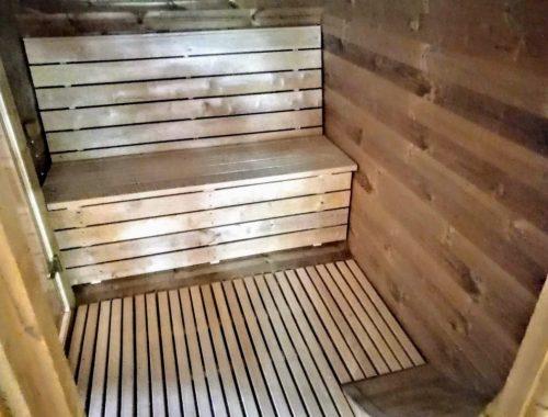 Le Sauna Barrique Extérieur, L'offre Spéciale (10)
