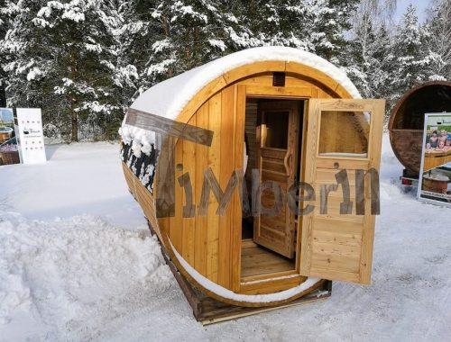 Le Sauna Barrique Extérieur, L'offre Spéciale (100)
