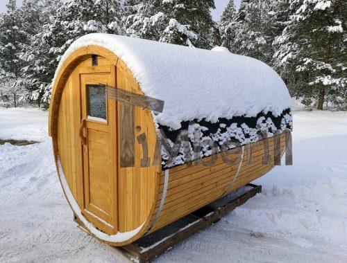Le Sauna Barrique Extérieur, L'offre Spéciale (102)
