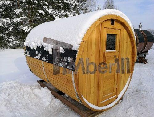 Le Sauna Barrique Extérieur, L'offre Spéciale (103)