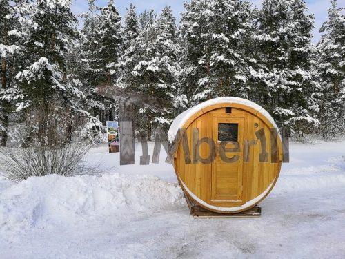 Le Sauna Barrique Extérieur, L'offre Spéciale (104)