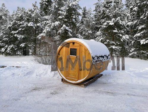 Le Sauna Barrique Extérieur, L'offre Spéciale (105)