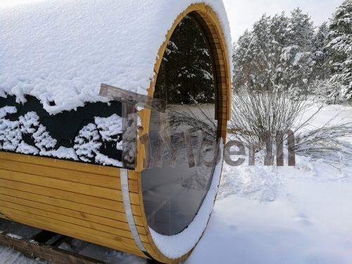 Le Sauna Barrique Extérieur, L'offre Spéciale (106)