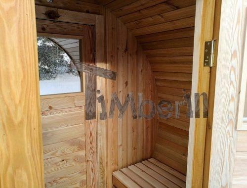 Le Sauna Barrique Extérieur, L'offre Spéciale (109)