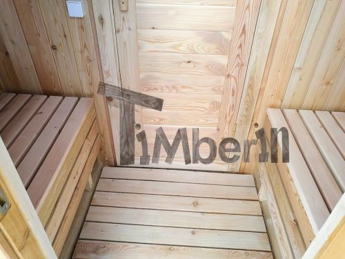 Le Sauna Barrique Extérieur, L'offre Spéciale (110)