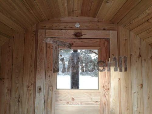 Le Sauna Barrique Extérieur, L'offre Spéciale (112)