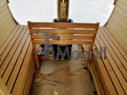 Le Sauna Barrique Extérieur, L'offre Spéciale (115)