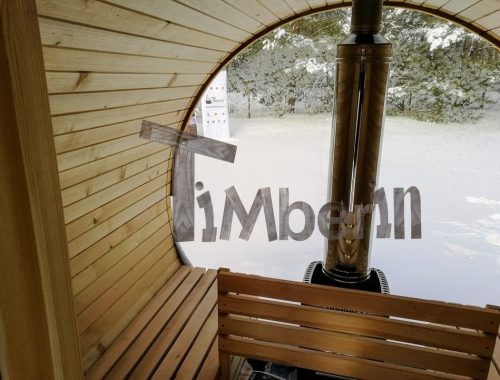 Le Sauna Barrique Extérieur, L'offre Spéciale (116)