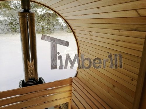 Le Sauna Barrique Extérieur, L'offre Spéciale (117)