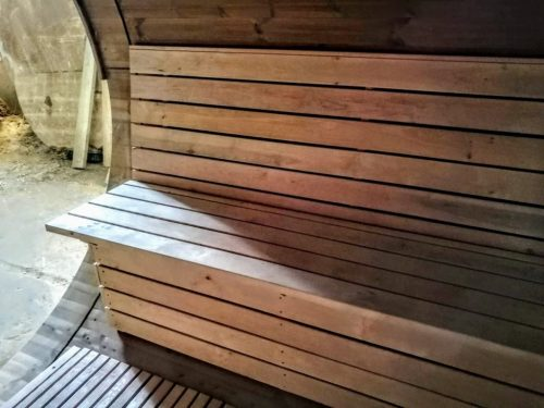 Le Sauna Barrique Extérieur, L'offre Spéciale (12)
