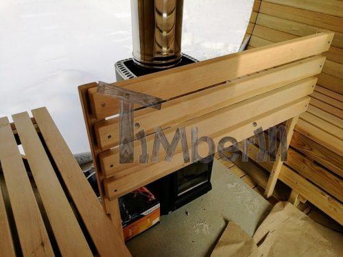 Le Sauna Barrique Extérieur, L'offre Spéciale (121)