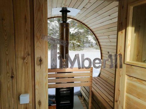 Le Sauna Barrique Extérieur, L'offre Spéciale (123)