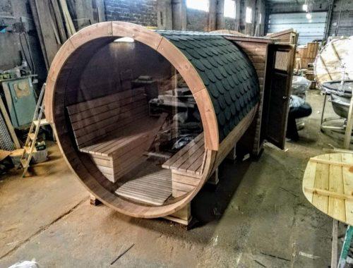 Le Sauna Barrique Extérieur, L'offre Spéciale (15)