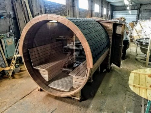 Le Sauna Barrique Extérieur, L'offre Spéciale (16)