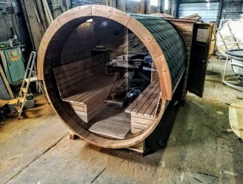 Le Sauna Barrique Extérieur, L'offre Spéciale (18)