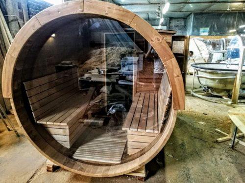 Le Sauna Barrique Extérieur, L'offre Spéciale (19)