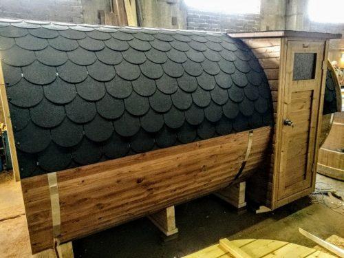 Le Sauna Barrique Extérieur, L'offre Spéciale (2)