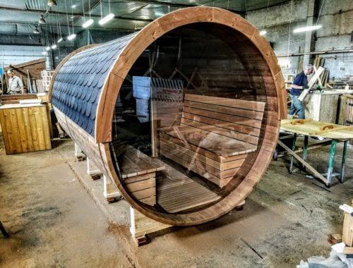 Le Sauna Barrique Extérieur, L'offre Spéciale (20)