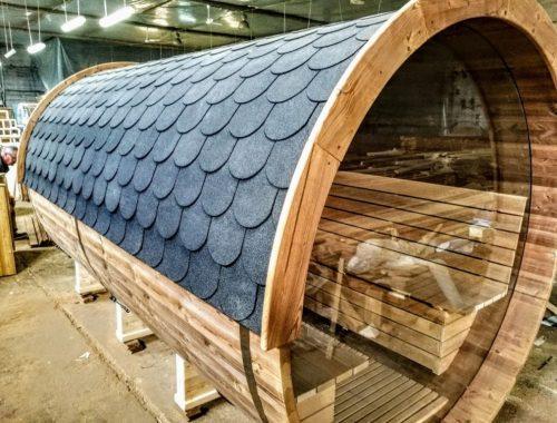 Le Sauna Barrique Extérieur, L'offre Spéciale (21)