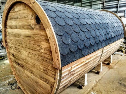 Le Sauna Barrique Extérieur, L'offre Spéciale (22)