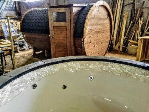 Le Sauna Barrique Extérieur, L'offre Spéciale (23)