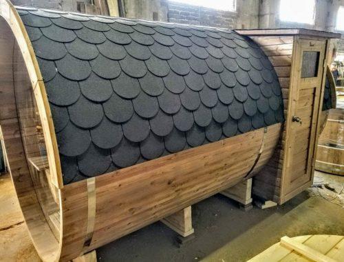 Le Sauna Barrique Extérieur, L'offre Spéciale (3)