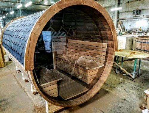 Le Sauna Barrique Extérieur, L'offre Spéciale (4)