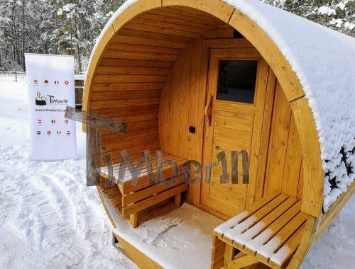 Le Sauna Barrique Extérieur, L'offre Spéciale (40)