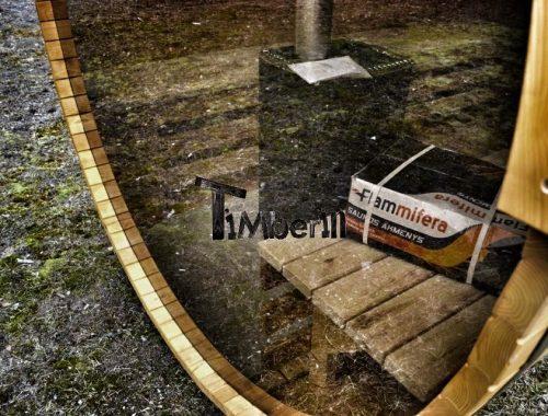 Le Sauna Barrique Extérieur, L'offre Spéciale (50)