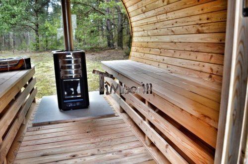 Le Sauna Barrique Extérieur, L'offre Spéciale (55)