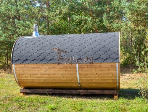 Le Sauna Barrique Extérieur, L'offre Spéciale (6)