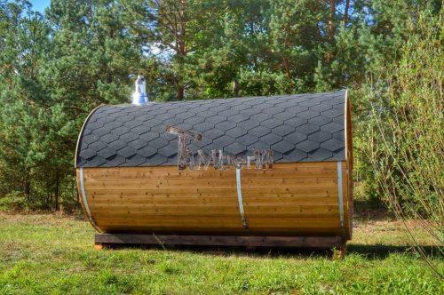 Le Sauna Barrique Extérieur, L'offre Spéciale (7)