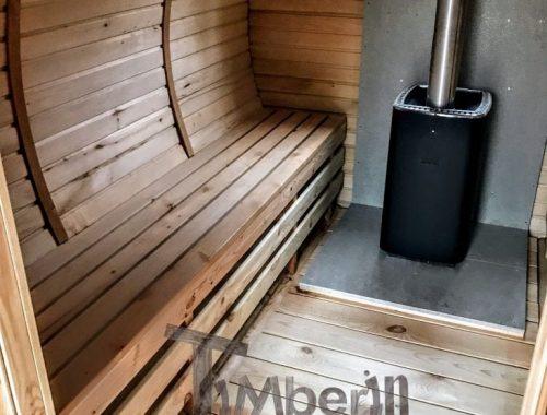 Le Sauna Barrique Extérieur, L'offre Spéciale (70)
