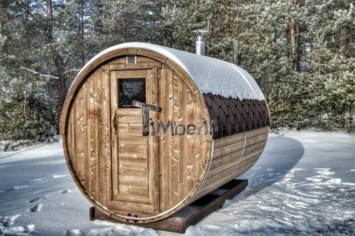 Le Sauna Barrique Extérieur, L'offre Spéciale (77)