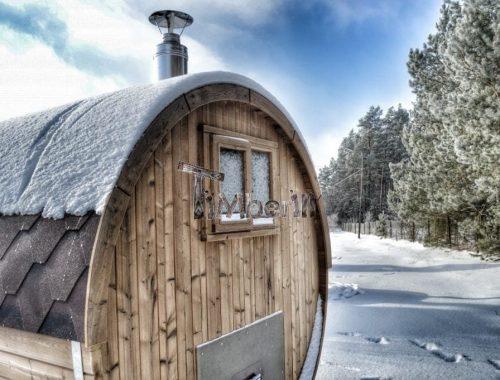 Le Sauna Barrique Extérieur, L'offre Spéciale (82)