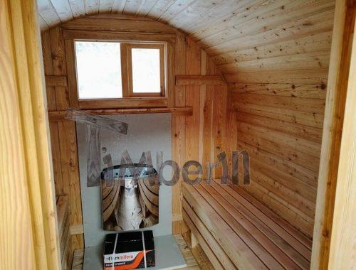 Le Sauna Barrique Extérieur, L'offre Spéciale (93)