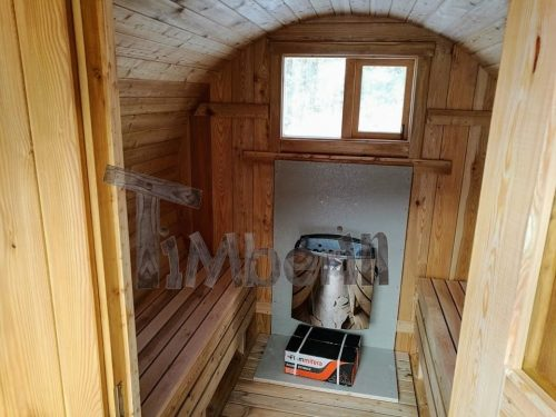 Le Sauna Barrique Extérieur, L'offre Spéciale (95)