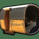 Le Sauna Extérieur Avec Fenêtre Panoramique, Offre Spéciale (1)