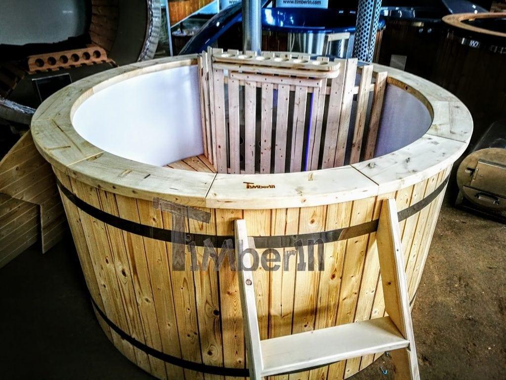 bain nordique en plastique l 39 offre sp ciale timberin. Black Bedroom Furniture Sets. Home Design Ideas